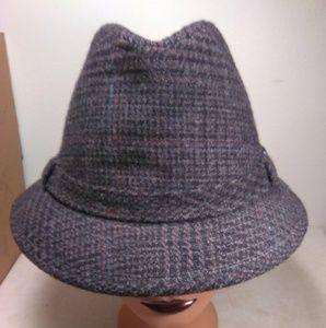 Kangol- Fedora-100% Pure Wool -Sz Large